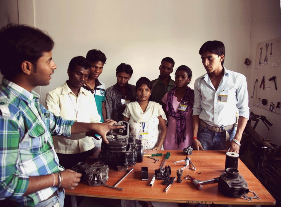 Livelihood Creation through Science and Technology
